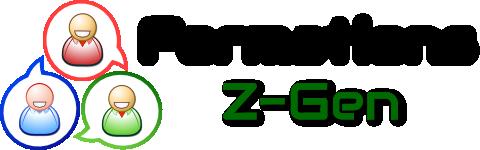 Formations Z-Gen